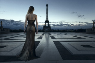 France, Paris, the city, girl, модницы, beautiful