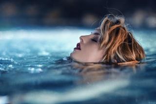 Alessandro Di Cicco, Pro photo, water, face