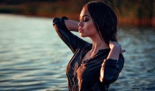 profi foto, ivan gorokhov, holka, voda