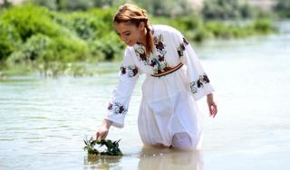 holka, řeka, svátek
