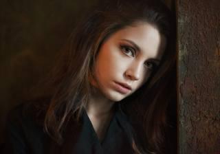 Xenia Kokoreva, Kseniya Kokoreva, Ksenia Kokoreva, женщины, лицо, Модель