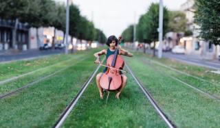 музыка, фото, город
