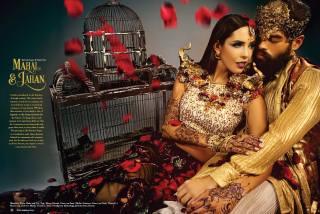 Mahal и Джахан, Susy Диаб, Cash Lopez, фотограф Виктория Пашута, романтические пары