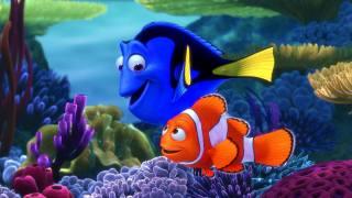 Риба-клоун, немо, мульт