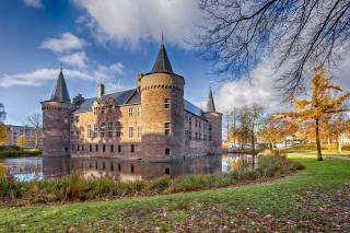 helmond, castle, Holland