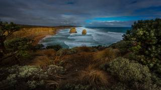 nature, landscape, Australia, coast, the ocean