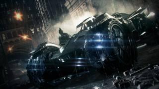 arkham, Бэтмен, темно