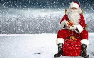 дед мороз, шуба, Новый год, боке, шапка, Рождество, деревья, сапоги, фон, снег, Красный, сидит, очки, мешок, фотошоп, Санта-Клаус, снежинки, зима, на стуле, праздник, борода, подарки