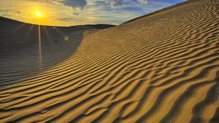 sand, the dunes, Egypt, Sphinx, Pyramid