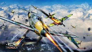 game, war thunder, airplanes