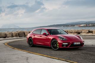 Porsche, Панамера, турбо s, E-Hybrid, Sport Turismo