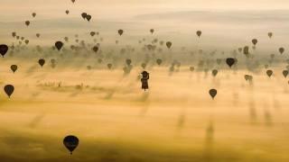 balloons, flight