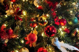 праздник, елка, Новый год