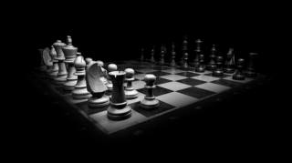 chess, figure, minimalism