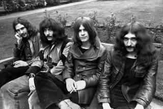 Black Sabbath, Ozzy Osbourne, Geezer Butler, Toni Iommi, Bill Ward, чоловіки, музика