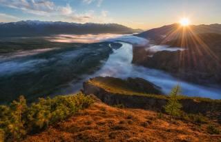 устья туманных рек, Якутія, индигирка, хребет черского, Андрій Грачов