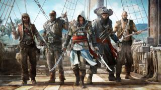 ассасин, пираты, игры
