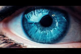 очей, макро, фото