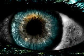 глаз, Текстуры