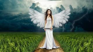 ангел, фэнтези