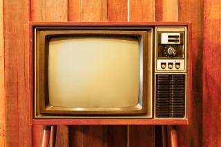телевізор, ретро, класика