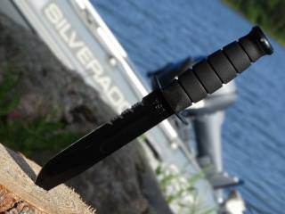 Ka-Bar, knife