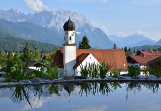 Wallgau, Germany, Germany, Валльгау, Bayern, община, home, pool, mountains
