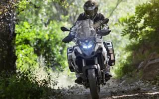 мотоцикл, природа