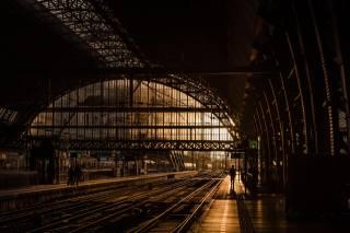 залізниця, вокзал