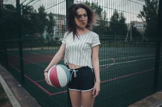 girl, АНАСТАСИЯ, the ball, photographer, Вова Воронин