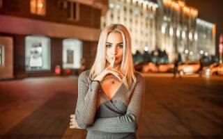 девушка, город, фото, Георгий Дьяков, тишина