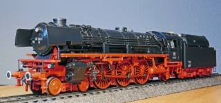 паровоз, br 03-10, модель, экспресс