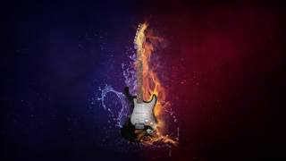 kytara, art, fantasy
