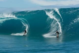 серфинг, волна, экстрим