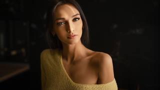дівчина, модель, брюнетка, Sergey Fat