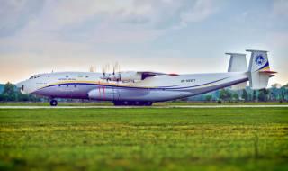 an 124, Ан-124, Руслан, самолет