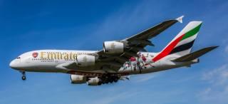 Аеробус, а380, авіація, пасажирський літак, авіалайнер, Аэробус, А380