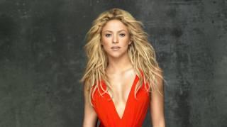 Shakira, zpěvačka, pohled