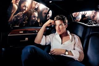 мужчина, актер, Бенедикт Камбербэтч, машина, Автомобиль, девушки