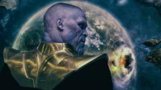 Avengers: Infinity War, Thanos, válka, cosmos