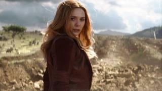 avengers, элизабет олсен, алая ведьма