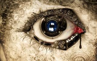 eyes, MECHANISM, часов