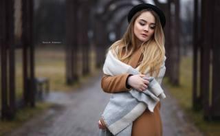 девушка, длинные волосы, портрет, фотограф, Максим Романов, maks romanov