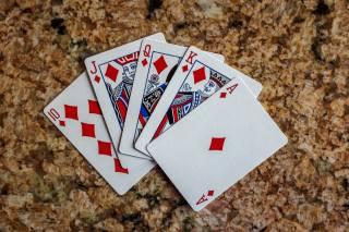 карти, расклад, покер, удача