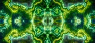 fractal, abstrakce, vzory