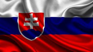 словакия, Флаг, 3d, Словакия, Флаг