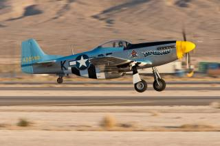 American, the plane, P-51 mustang, American