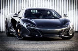 McLaren, gemballa став, чорний, 650s встановлений