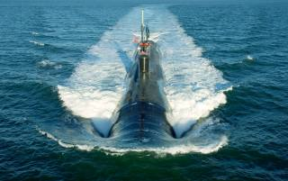 атомная, подводная, лодка