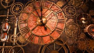 часы, циферблат